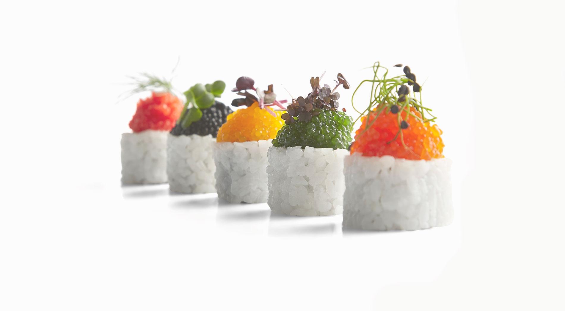 Tosago sushi produktion