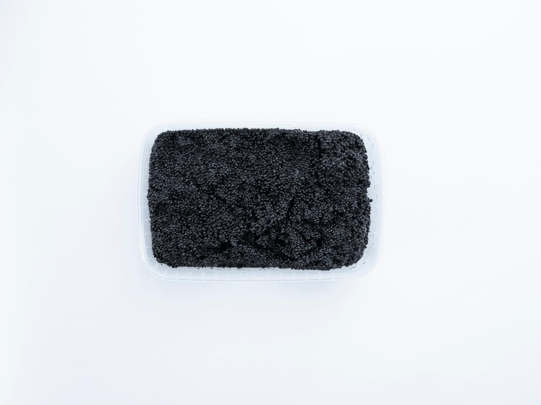Black tosago - vegan masago - vegan tobiko