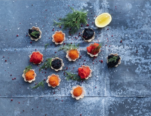 Vegan caviar: Why eat sustainable?
